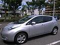 Nissan Leaf (日産リーフ) - 002- Flickr - mah japan.jpg