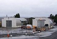 Nissen Hut workshops - geograph.org.uk - 1121781