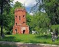 Nizhny Novgorod. Abadoned water tower in grounds of mental hospital (Kashchenko Street, 12a).jpg