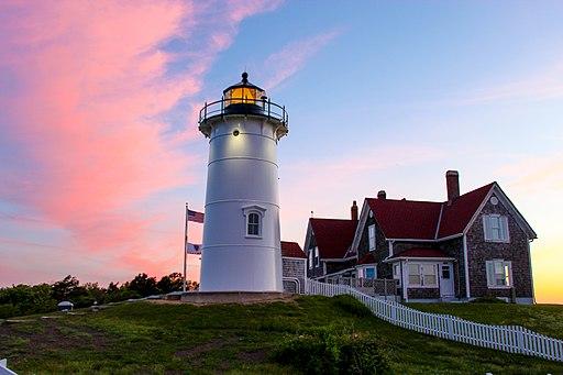Nobska Lighthouse - Cape Cod, MA
