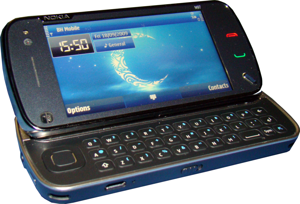 Nokia N97 - Wikipedia