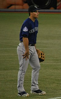 Nolan Arenado on June 17, 2013.jpg