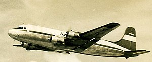 Nordair - Nordair DC-4 Inflight