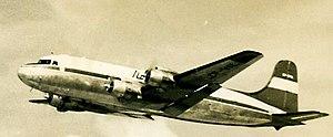 Nordair - Nordair DC-4 Inflight