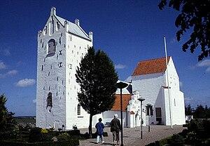 Ingeborg Skeel - Voer Church