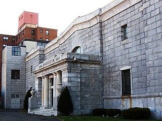 Bergen Crest Mausoleum