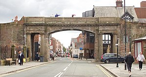 Northgate, Chester - Northgate