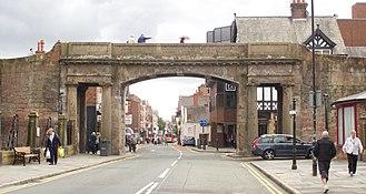 Northgate, Chester - Northgate