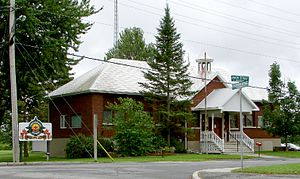 North Stormont, Ontario - Township office in Berwick