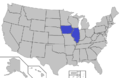 Northern Illinois-Iowa Conference map.png