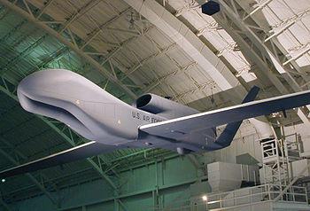 Northrop Grumman RQ-4A Global Hawk USAF