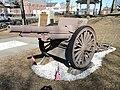 Northwestern Ordnance Co. 4.7-inch Gun 1918 - Millbury, MA - DSC04604.JPG