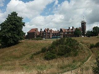 HM Prison Norwich Category B/C prison in Norwich, England