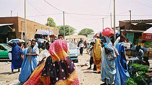 Нуакшот: Nouakchott-marche