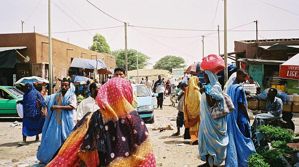 Nouakchott-marche