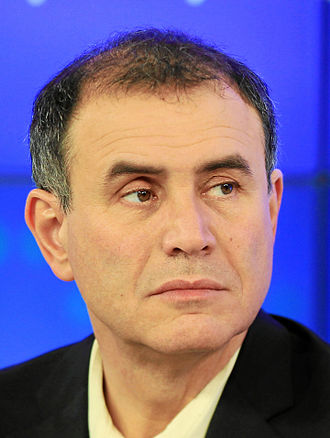 Nouriel Roubini - Roubini at the World Economic Forum Annual Meeting, January 27, 2012