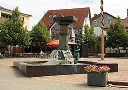 Nußloch Lindenplatz 20100620