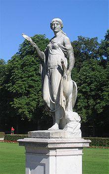 romerske guder og helte