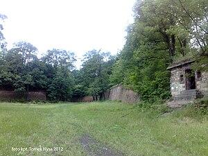 Nysa, Fort Regulicki.jpg