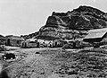 O'Sullivan, Timothy H. - Hogan Springs, Nevada, Wasserbächlein (Zeno Fotografie).jpg