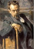 O.E.Braz The portrait of the artist Sergey Vasilievich Ivanov.jpg