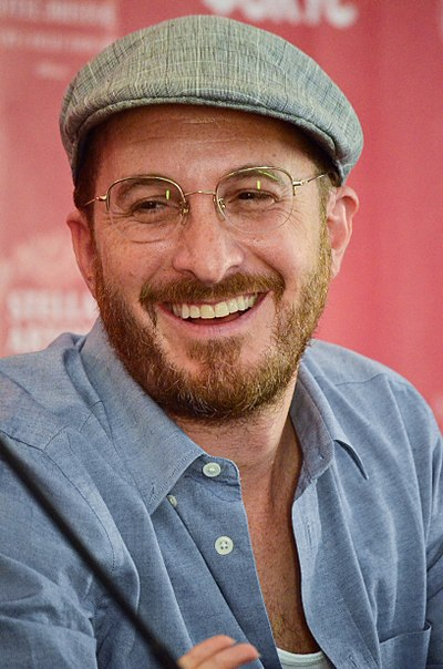 Picture of an author: Darren Aronofsky