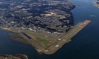 Southwest Oregon Regional Airport - Aerial