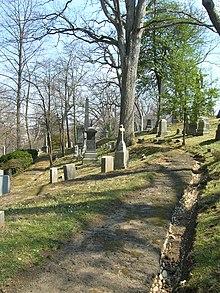 rural cemetery wikipedia
