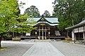 Oasahiko-jinja, haiden-2.jpg