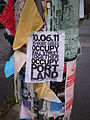 Occupy Portland flyer in 2011.JPG
