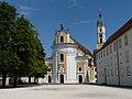 Ochsenhausen Abbey exterior 001.jpg