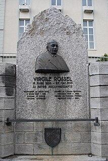 Virgile Rossel Swiss politician