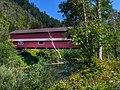 Office bridge, Westfir, OR Lane County (8749507135).jpg