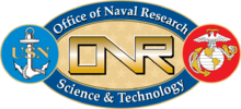 USN Office of Naval Research (ONR) Science & Technology Seal