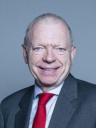Philip Hunt, Baron Hunt of Kings Heath - Lord Hunt of Kings Heath's official parliamentary photo