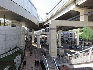 Ōhashi, Meguro, Tokyo - Ohashi, Meguro, Route 246