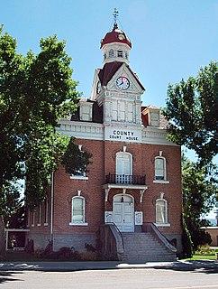 Beaver County Courthouse (Utah) United States historic place