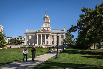 University of Iowa - Old Capitol Museum