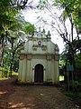Old Goa, chapel of St Francis Xavier.JPG