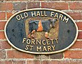 Old Hall Farm - farm sign - geograph.org.uk - 1360833.jpg