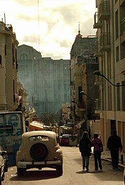 Old Town, Montevideo street