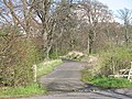 Old road alignment, Crailing - geograph.org.uk - 1049025.jpg