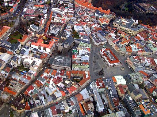 Olomouc letecky 2