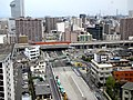 Omichi overpass that was removed 2011-04-17-01.jpg