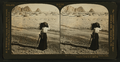On the beach, Avalon Bay, Catalina Island, California, U.S.A, from Robert N. Dennis collection of stereoscopic views.png