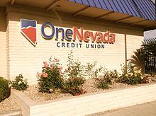 One Nevada Credit Union - Wikipedia