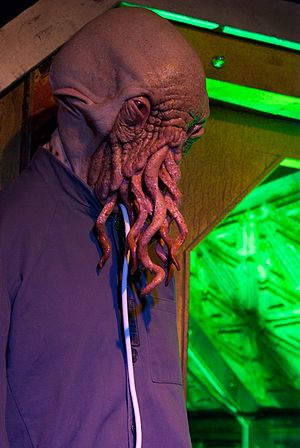 The Impossible Planet - The Ood as they appear in the Doctor Who Experience.