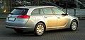 Opel Insignia Sports Tourer 2.0 CDTI ECOTEC Selection – Heckansicht, 29. März 2011, Velbert.jpg