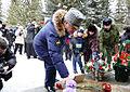 Opening of memorial plate Oleg Peshkov 06.jpg