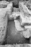opgraving langs rechter zijgevel gezien (achter) - oud-valkenburg - 20180688 - rce